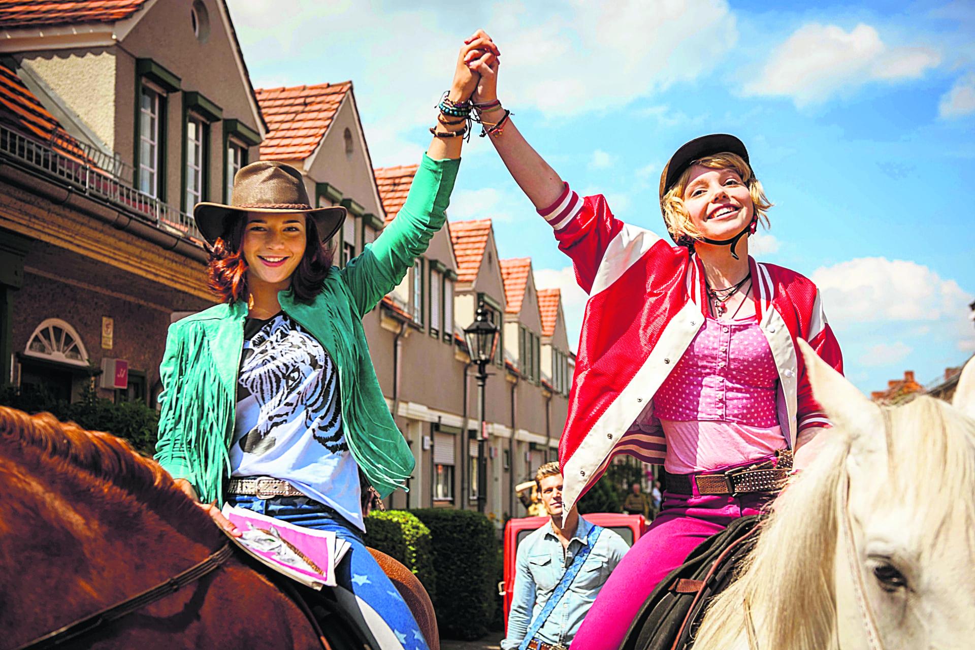 bibi und tina der ganze film deutsch