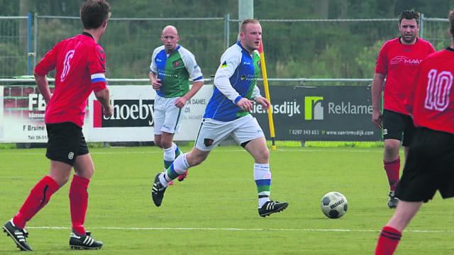 sport voetbal kick5