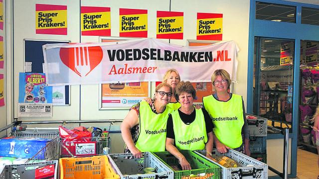 voedselbank inzamelactie