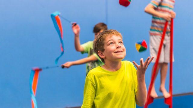 Circus Voor Kinderen In Herfstvakantie Nieuwe Meerbode