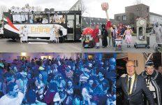 Impressie carnaval Aalsmeer 2018