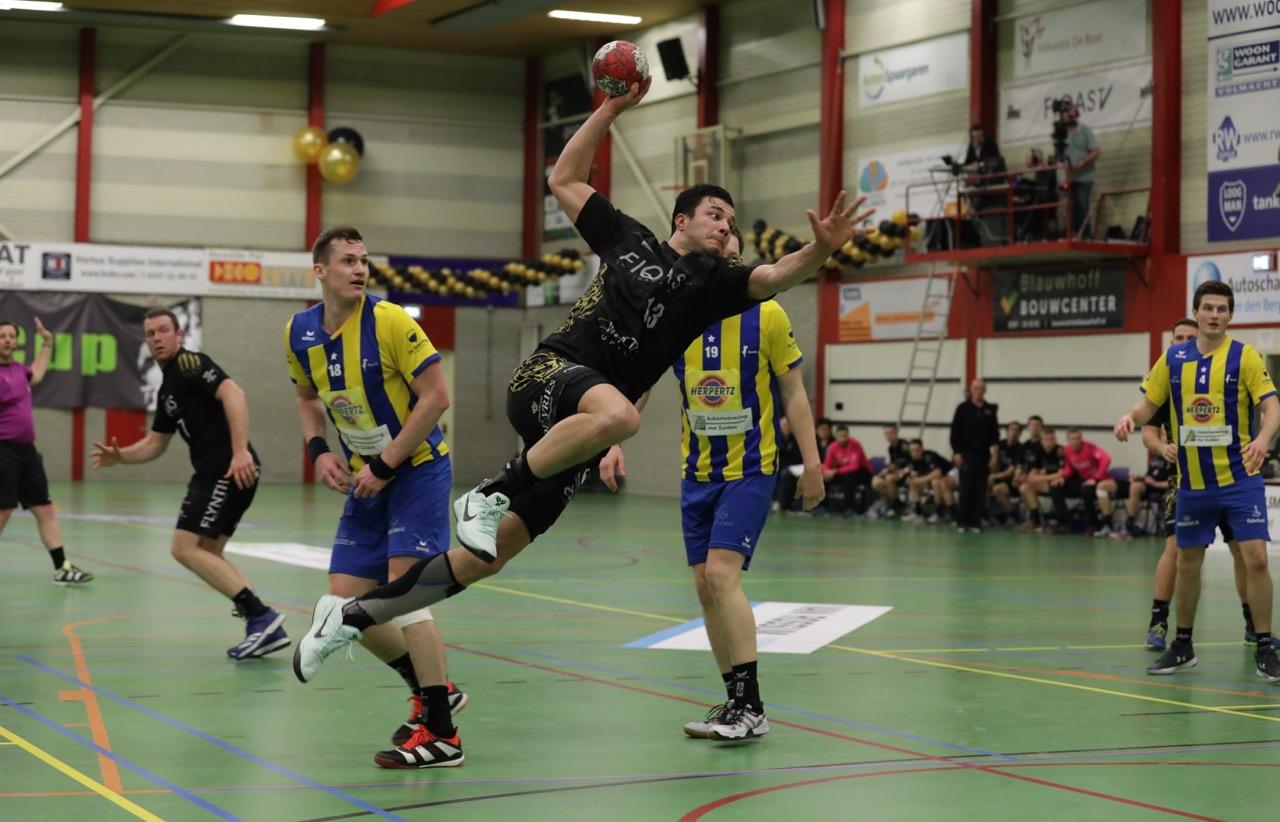 Handbal: FIQAS pakt winst op Bevo!