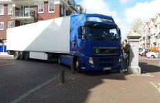 vrachtwagen klem