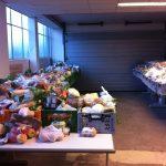 Voedselbank zoekt uitgifte medewerker