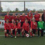 Voetbal: RKDES MO17 naar halve finale