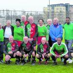 Walking football team FCA