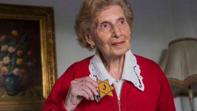 Hannah Nadel overleefde de oorlog