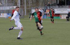 FC Aalsmeer zaterdag tegen Forumsport