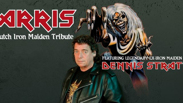 Iron Maiden Tribute Harris & Stratton in P60