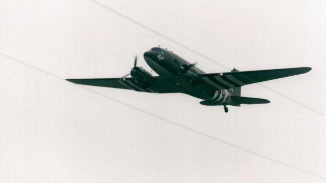 Lezing DC-3 Dakota