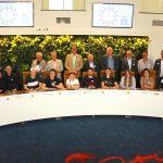 Debat Alkwin college met Rotary