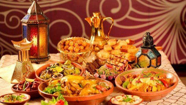 Uitnodiging iftar maaltijd