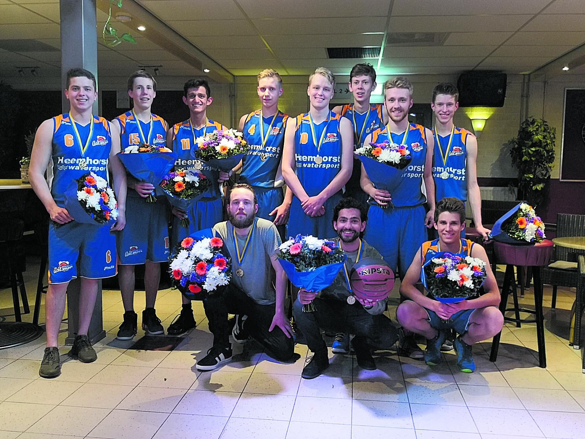 Jongens U18 kampioen