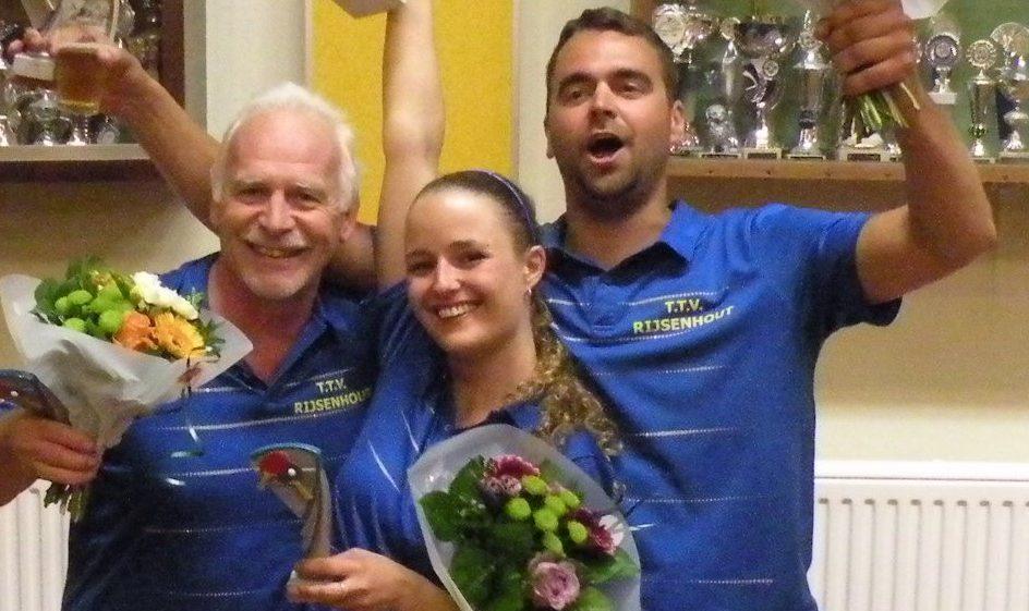 Alicia Ferreira da Costa tafeltenniskampioen