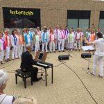ROM-koor straattheaterfestival