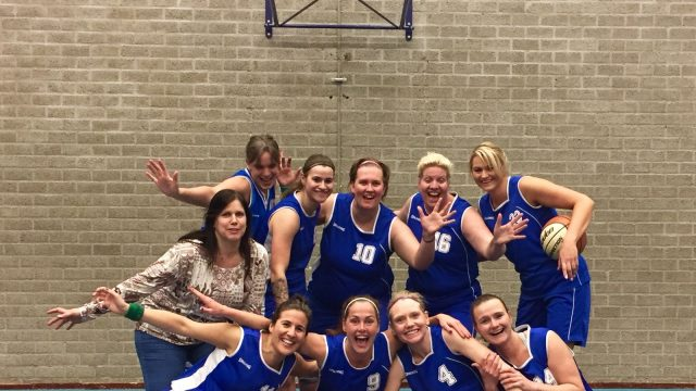 basketbal dames