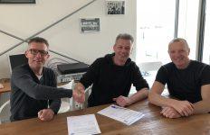 Andre Markus hoofdtrainer Hertha