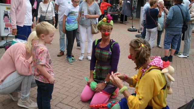 Veel (lokaal) talent op Straattheaterfestival