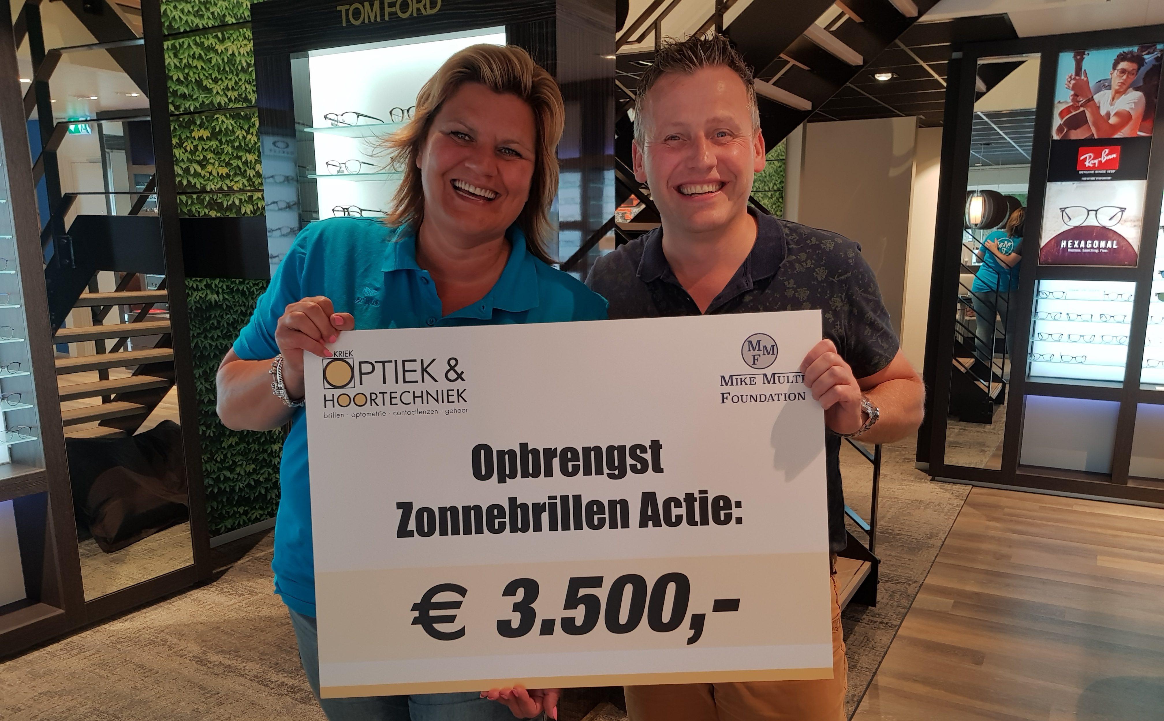 3.500 Euro voor MMF