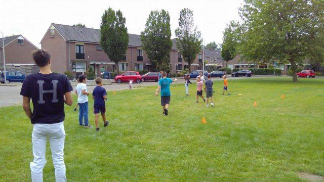 Meer dan 1.000 kinderen op buitenspeeldag