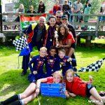 Junior Stenhuismaatjes wint Junior Pramenrace