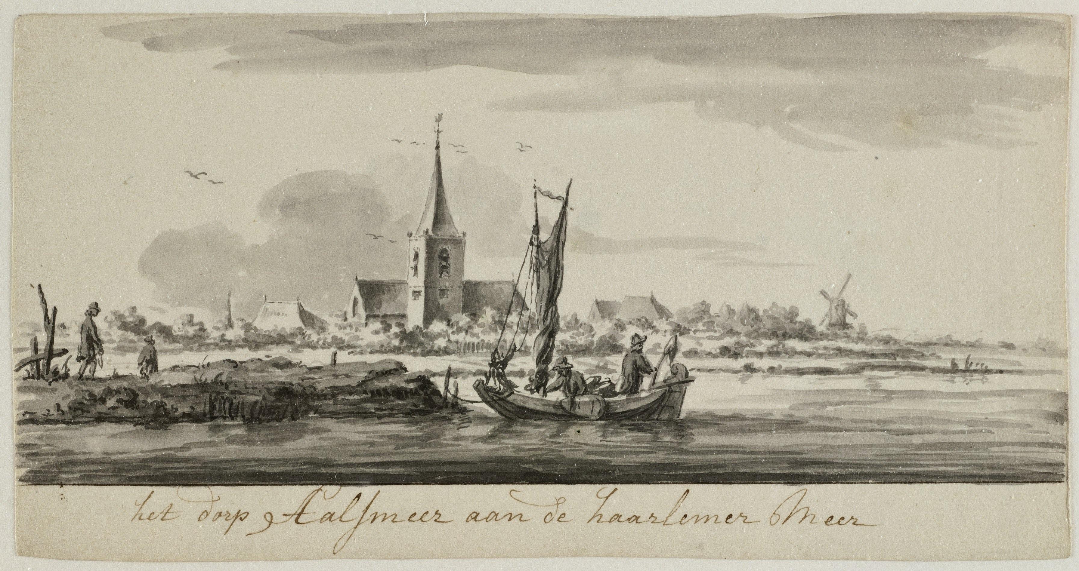 Eerste infrastructuur Haarlemmermeer ontdekt