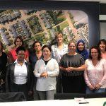 Bijeenkomst vrijwilligers Vluchtelingenwerk