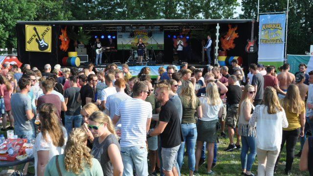 Open Air Festival succes