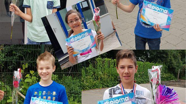 Examenkandidaten KnA Uithoorn allen geslaagd