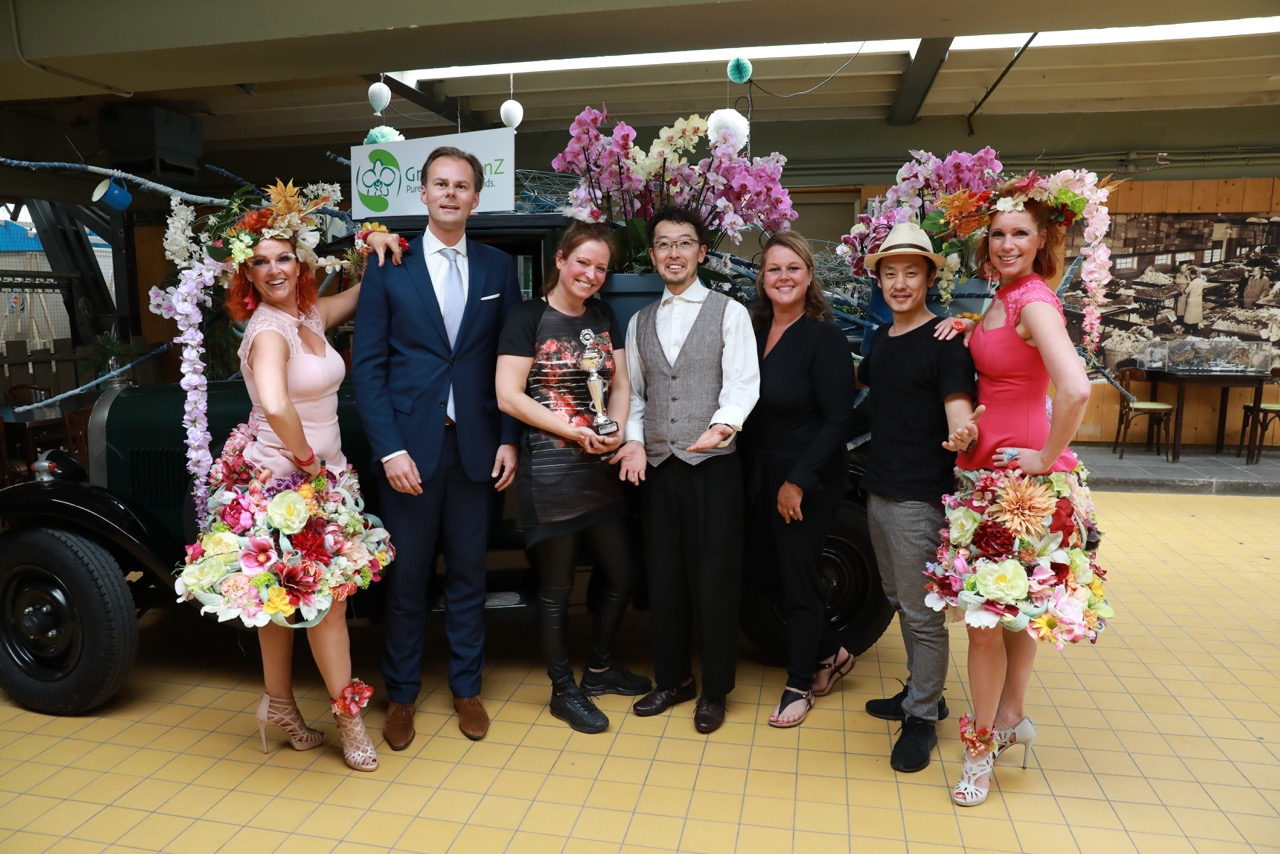Veel bezoekers voor 5e Aalsmeer Flower Festival