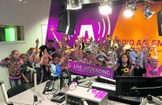 Superverkiezing op Radio Aalsmeer