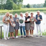 Dames senioren 1 Golfclub Veldzijde landskampioen