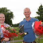 Golf: Kim en Mark clubkampioenen