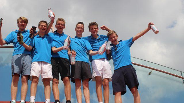 Wilnisse boys kampioen