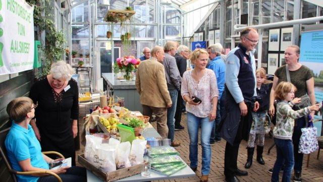 Historische Tuin Aalsmeer : Historische tuin aalsmeer