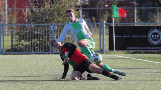 Voetbal: Geen winst voor FCA en RKDES