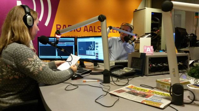 Vrijdagavondcafé Radio Aalsmeer