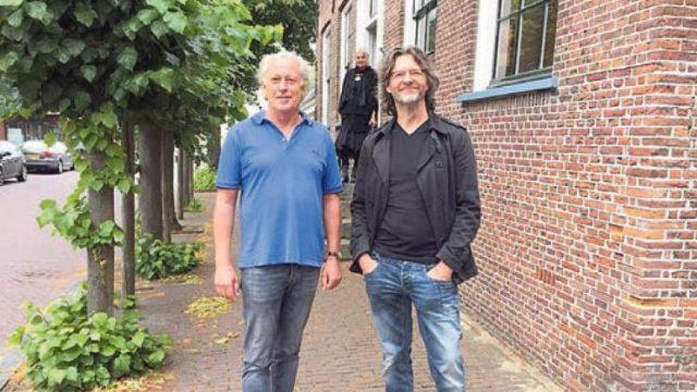 (zon)dagje uit in 'eigen' Aalsmeer