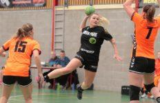Handbal: Dames 1 stunt tegen koploper!