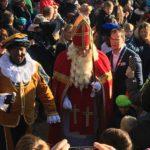 Sint en Pieten groots ontvangen in Wilnis