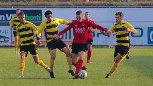 Voetbal: Geen punten voor FCA en RKDES