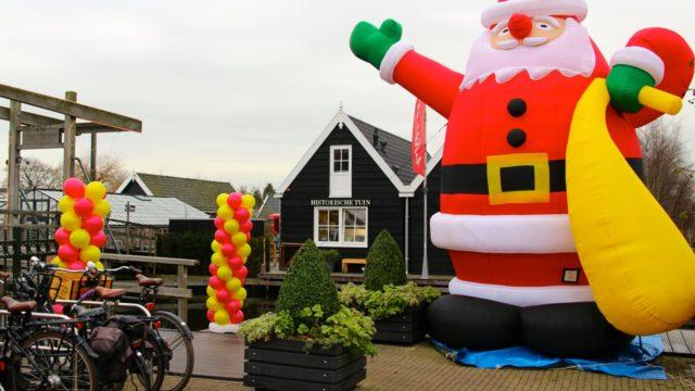 Historische Tuin Aalsmeer : Kerstmarkt lions in de historische tuin nieuwe meerbode