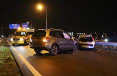 Ernstig ongeval op N201