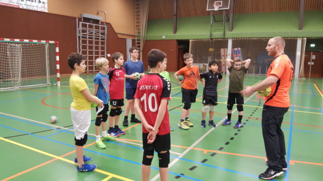 rkdes handbalclinic