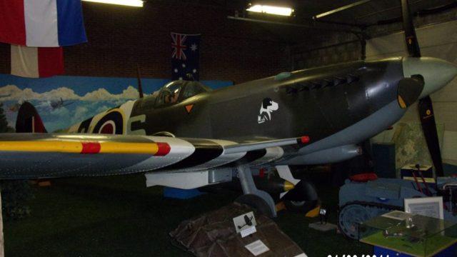 Spitfiredag in het Crash Museum - Nieuwe Meerbode