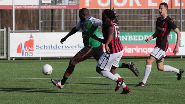 Voetbal: Verlies FCA, winst RKDES
