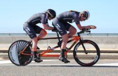 Imke Brommer fietst voor medaille op WK
