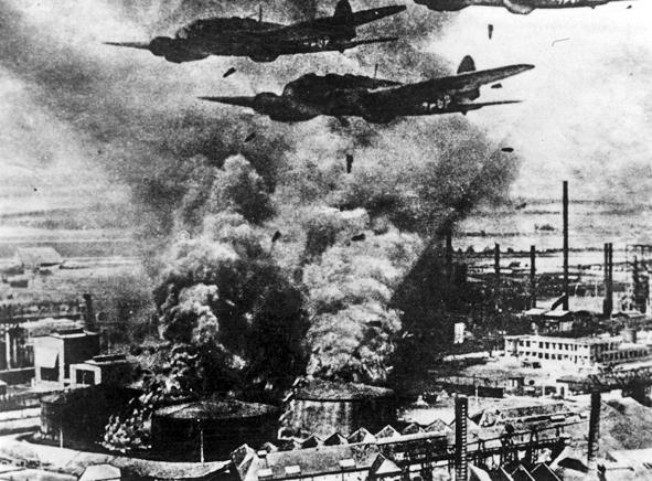 Lezing over 'Het Duitse bombardement op Rotterdam' - Nieuwe Meerbode